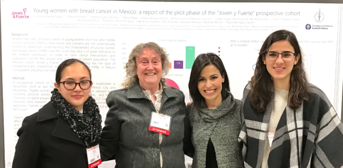 SABCS 2016 Mexico Team