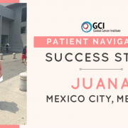 Patient navigation success story, Juana