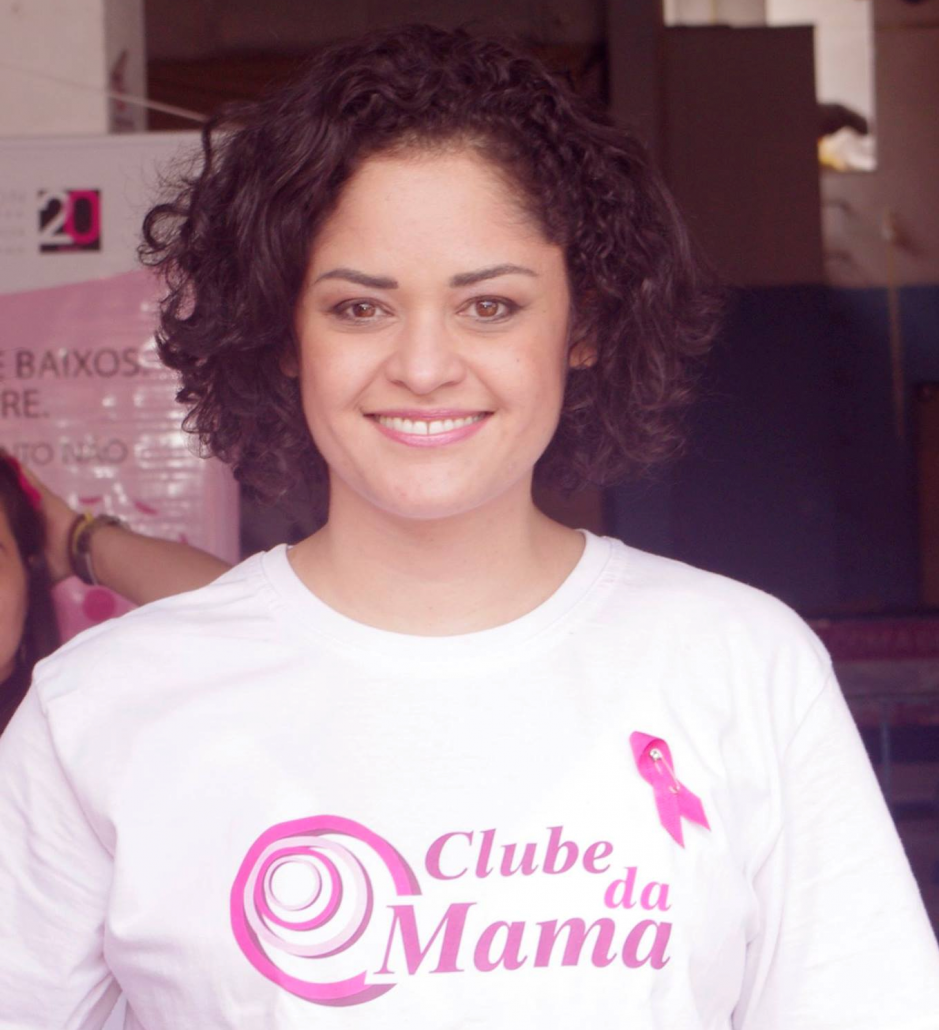 Dr. Sandra Gioia, founder of Breast Club